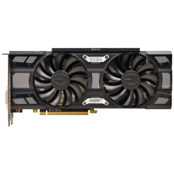 EVGA GeForce RTX 2060 Super SC Noir