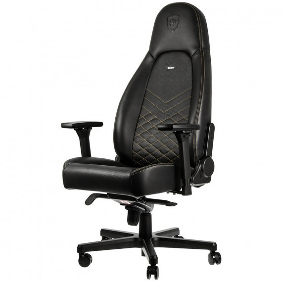 Noblechairs Icon (noir/or)