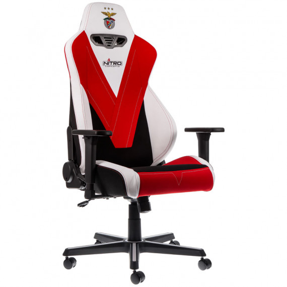 Nitro Concepts S300 Gaming Chair - SL Benfica Special Edition