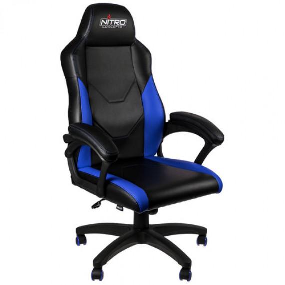 Nitro Concepts C100 Gaming Chair - noir / bleu