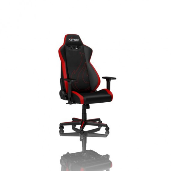 Nitro Concepts EX S300 Gaming Chair - Inferno Red