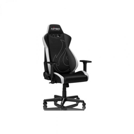 Nitro Concepts EX S300 chaise de jeu - Radiant blanc