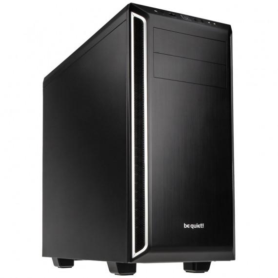 BEQUIET Pure Base 600 (Noir/Argent)