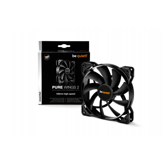 BEQUIET be quiet! Pure Wings 2 120mm High-Speed