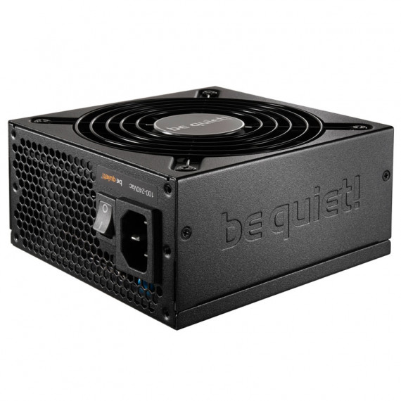 BEQUIET SFX-L Puissance 80 Plus Or alimentation modulaire - 600 Watt