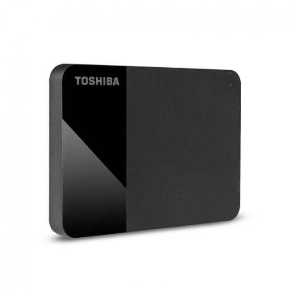 TOSHIBA Canvio Ready 1To 2.5p HDD  Canvio Ready 1To 2.5p USB3.0 External HDD Black