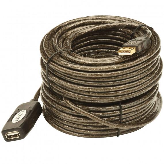 Lindy 42631 Rallonge active USB 2.0 20 m