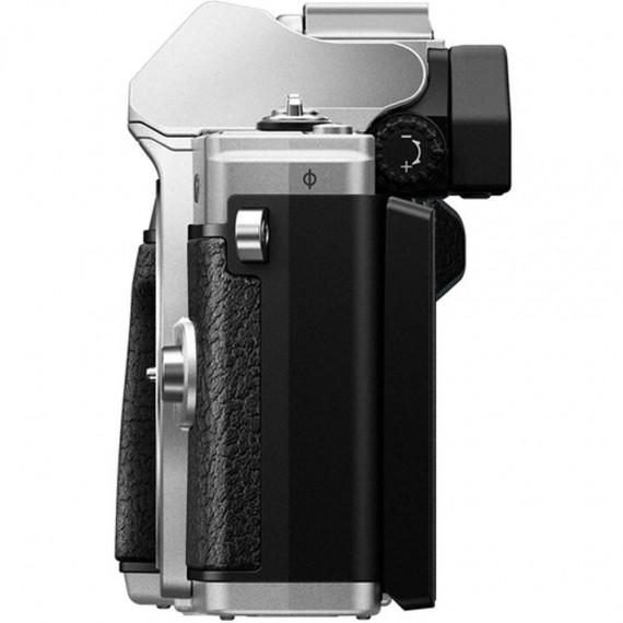 "Olympus E-M10 MK III Argent (boîtier nu) - Appareil photo hybride 16.1 MP - Écran tactile orientable 3"" - Vidéo 4K - Stabilisation 5 axes - Wi-Fi"