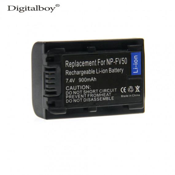 SONY Sony NP-FV50 - Batterie InfoLITHIUM de série V