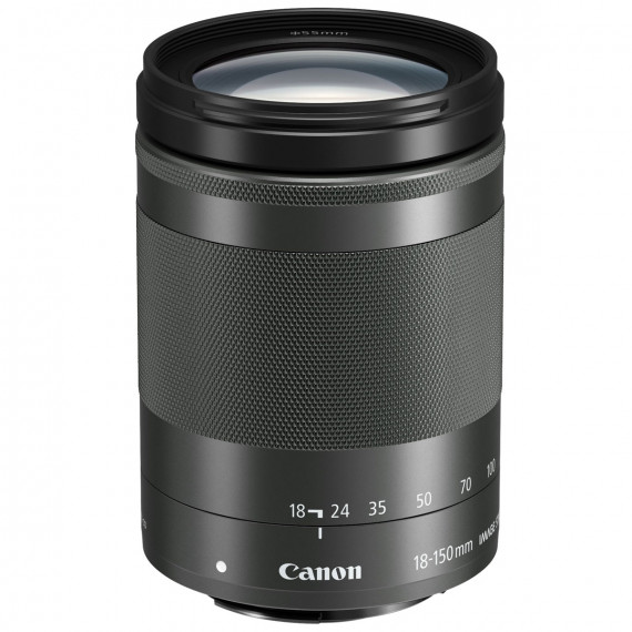CANON EF-M 18-150 mm f/3.5-6.3 IS STM