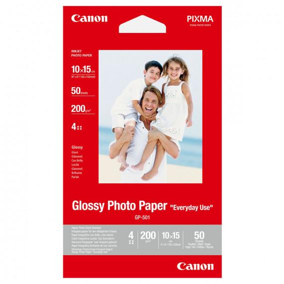 CANON GP-501 Glossy Photo 10x15