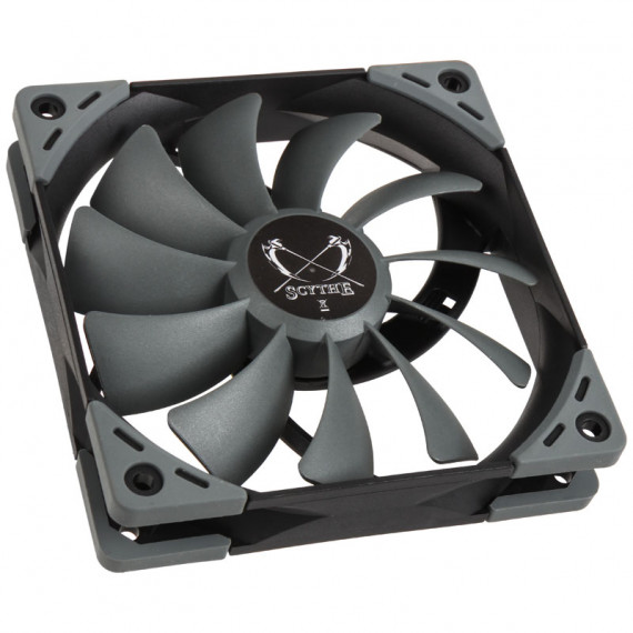 Scythe KazeFlex 120 ventilateurs 1200U / min - 120 mm