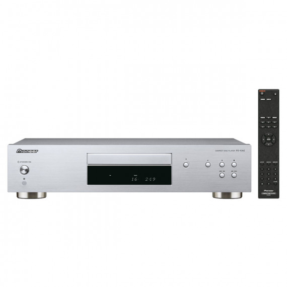 Pioneer PD-10AE Argent