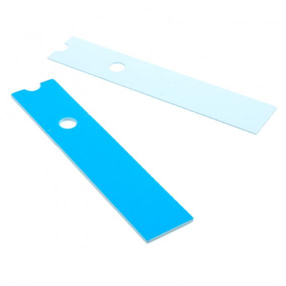 SILVERSTONE SilverStone TP01-M2 - Pad / dissipateur thermique adhésif pour les SSD M.2 (jusqu'à 110 mm)