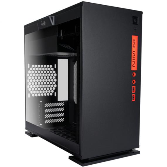 IN WIN InWin 301 Case Micro-ATX - Noir