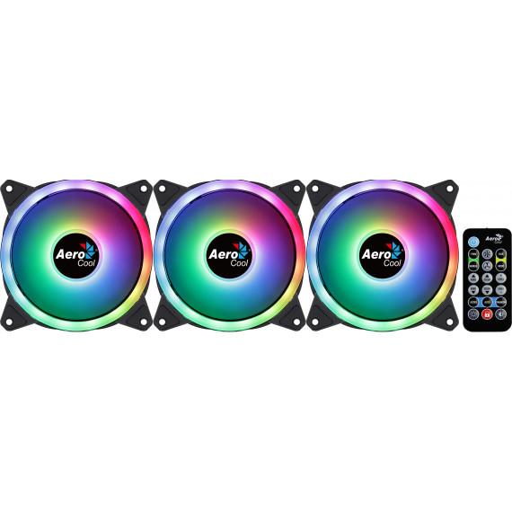 AEROCOOL Duo 12 Pro Pack de 3