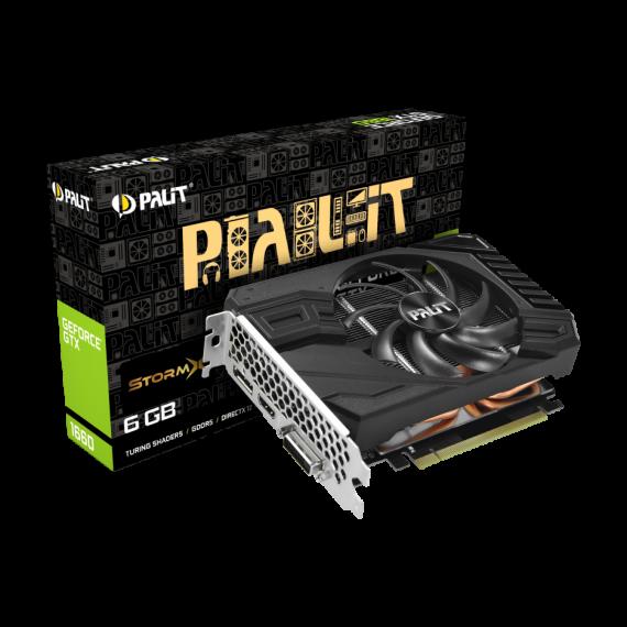 PALIT GTX1660 STORMX 6G
