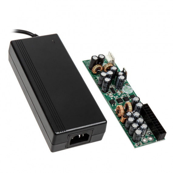 Chieftec CDP-120ITX 120 Watt AC-DC carte convertisseur inclus