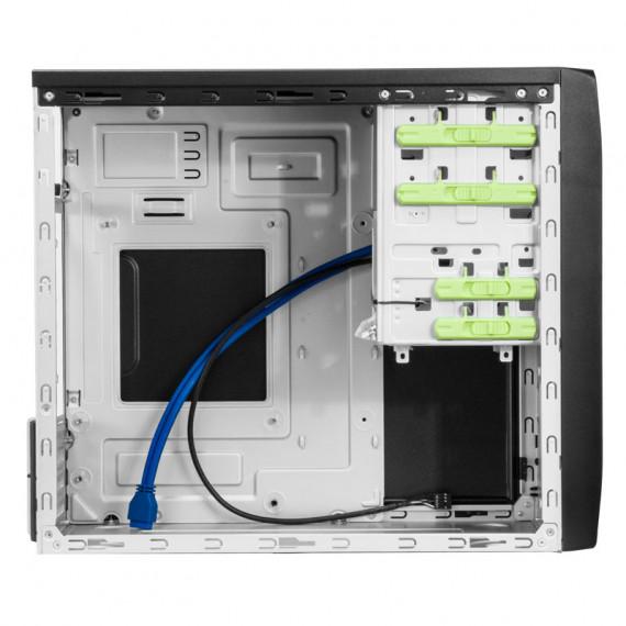 Chieftec Mesh ATX tour toolless Chieftec Mesh mATX minitour tool-less. Alim integree ATX 350W. Baies 2x5.25.3x3,5.1x2,5. 1xUSB3.1. 2xUSB2.0. Mic-in Audio-out