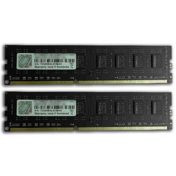 GSKILL DIMM 4 GB DDR3-1333 Kit F3-10600CL9D-4GBNS