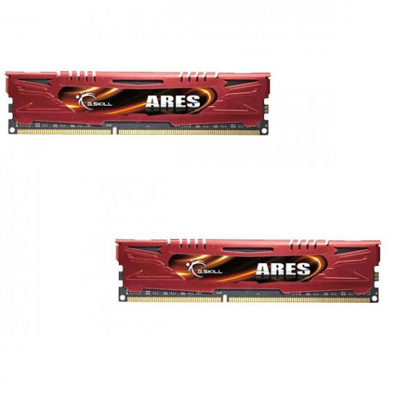 GSKILL DIMM 16 GB DDR3-1600 Kit F3-1600C9D-16GAR