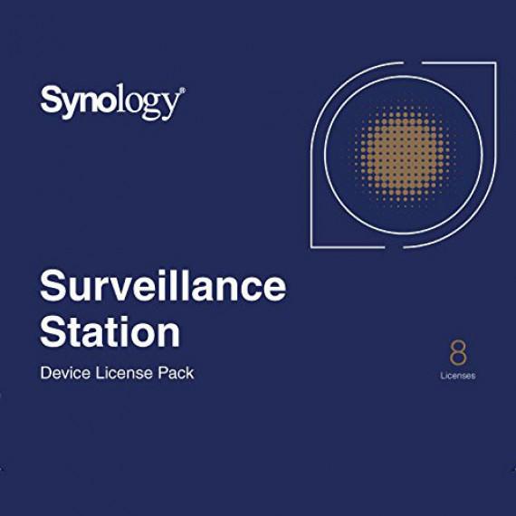 SYNOLOGY Licences pour station de surveillance