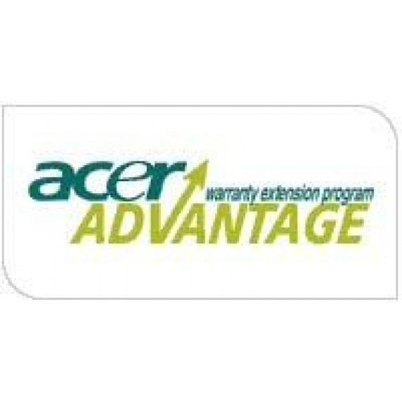 ACER Extension de garantie  Advantage 3 ans pour PC