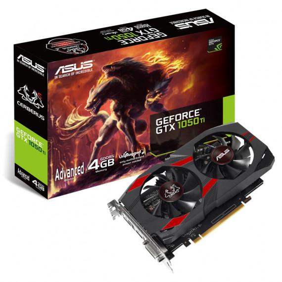 ASUS GeForce GTX 1050 Ti CERBERUS AG