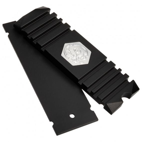 BitsPower Bitspower M.2 SSD Armure - noir