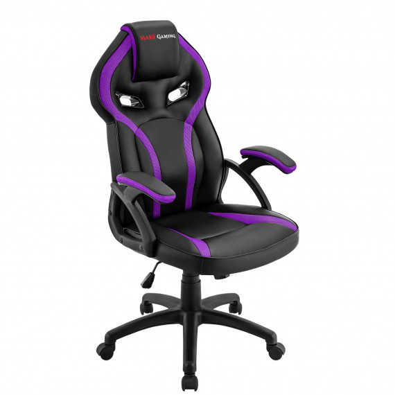 Mars Fauteuil Mars Gaming MGC118 (Noir/Violet)