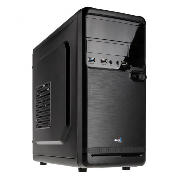 AEROCOOL Qs-182 Micro-ATX - noir