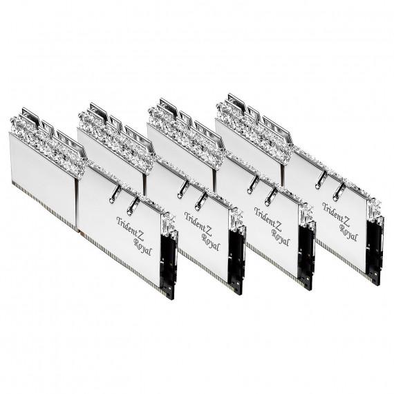 GSKILL Trident Z Royal 128 Go (8 x 16 Go) DDR4 3200 MHz CL16