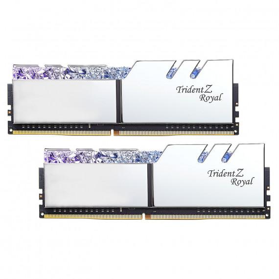 GSKILL Trident Z Royal 16 Go (2 x 8 Go) DDR4 4000 MHz CL18