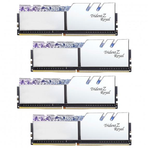 GSKILL Trident Z Royal 32 Go (4 x 8 Go) DDR4 4000 MHz CL18