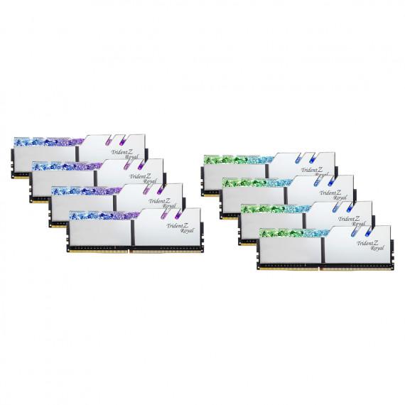 GSKILL Trident Z Royal 64 Go (8 x 8 Go) DDR4 4000 MHz CL15