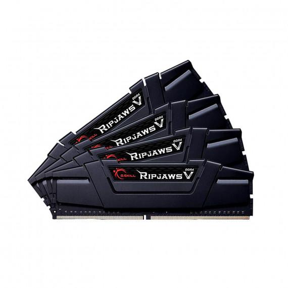 GSKILL RipJaws 5 Series Noir 32 Go (4 x 8 Go) DDR4 4000 MHz CL15
