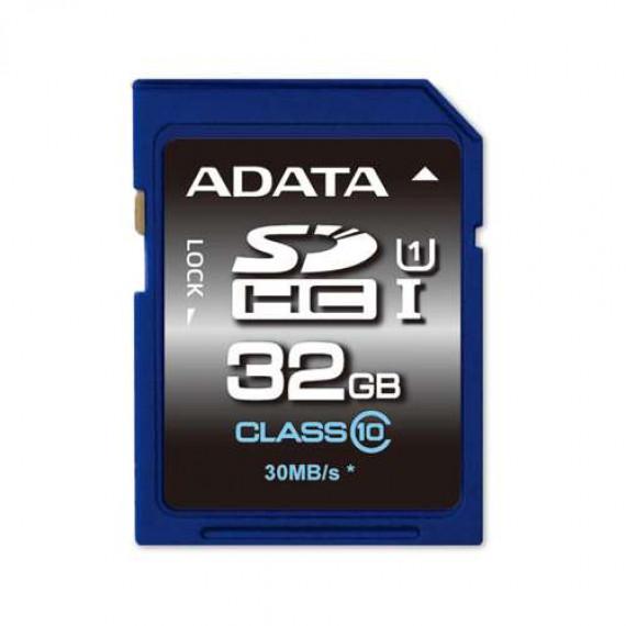 ADATA Secure Digital SDHC Card UHS-I 32 GB