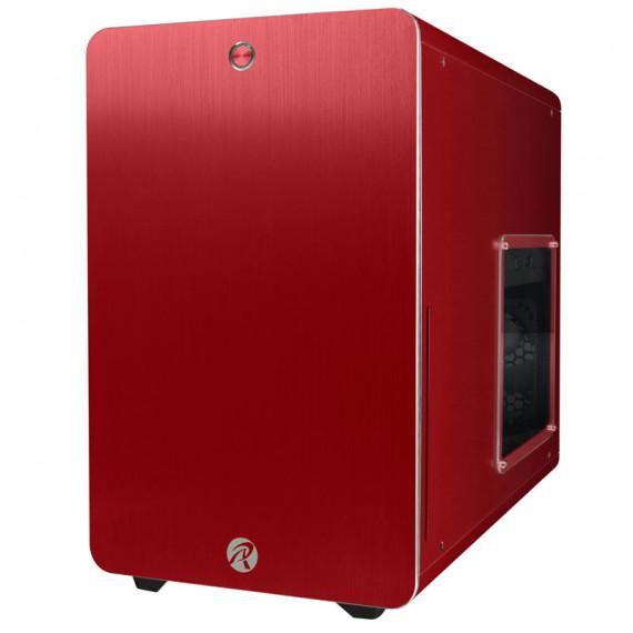 RAIJINTEK STYX Micro-ATX - Window rouge