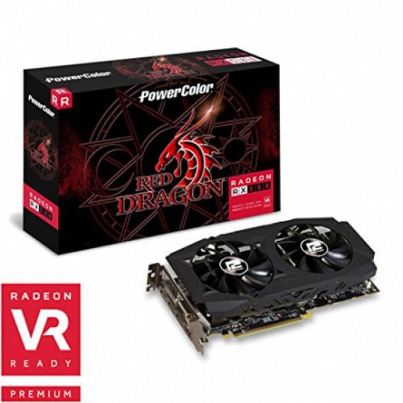PowerColor Radeon RX 580 Red Dragon V2  8192 MB GDDR5