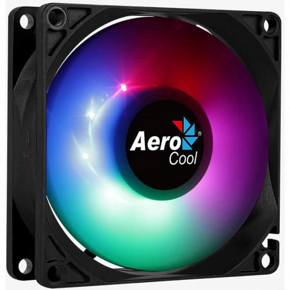 AEROCOOL Frost 8 FRGB LED Ventilateur - 80mm