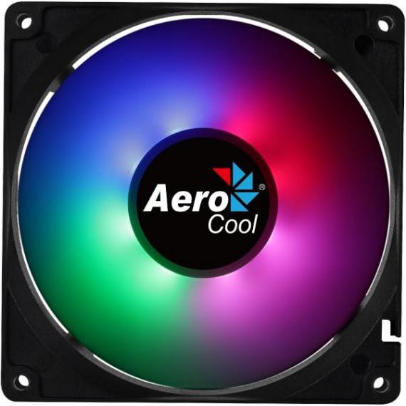 AEROCOOL Frost 9 FRGB LED Ventilateur - 90mm