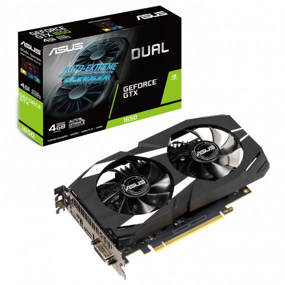 ASUS GeForce GTX 1650 DUAL-GTX1650-4G