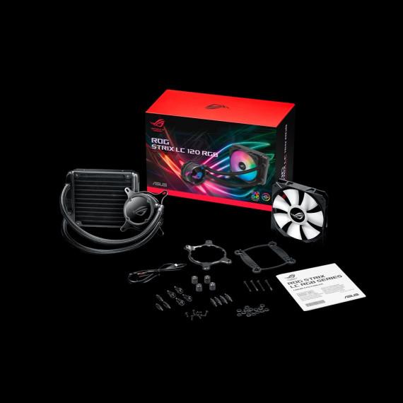 ASUS ROG Strix LC 120 RGB Système de refroidissement par eau - 120mm