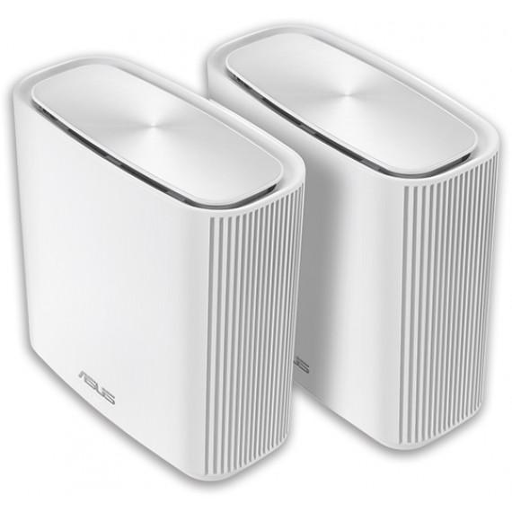 ASUS ZenWiFi AC (CT8) blanc x2