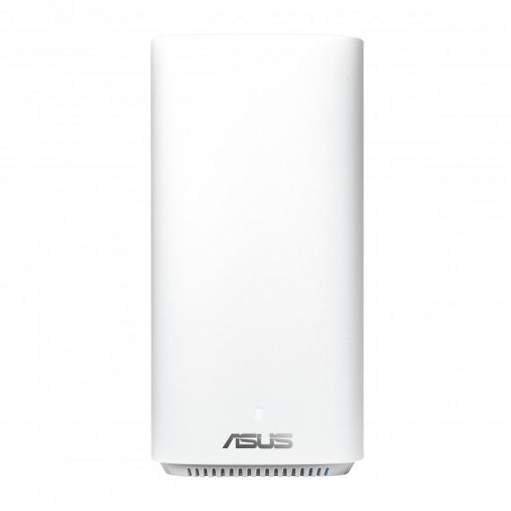 ASUS ZenWiFi CD6 Mesh system 1 hubs  ZenWiFi CD6 Mesh system Dual Band AC1500 AiMesh White