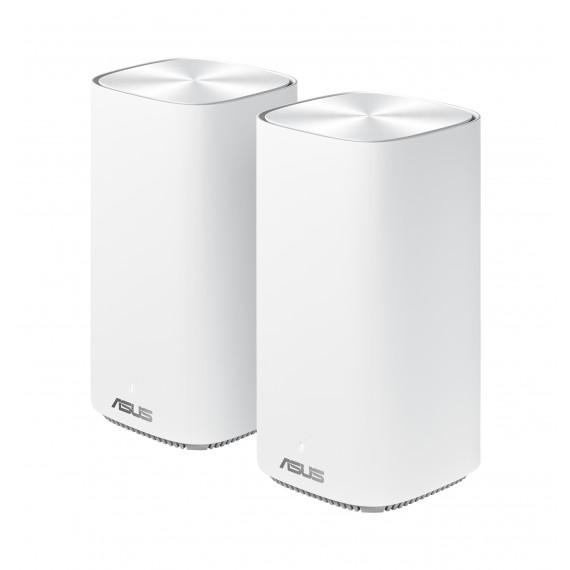ASUS ZenWiFi AC Mini (CD6) blanc x2
