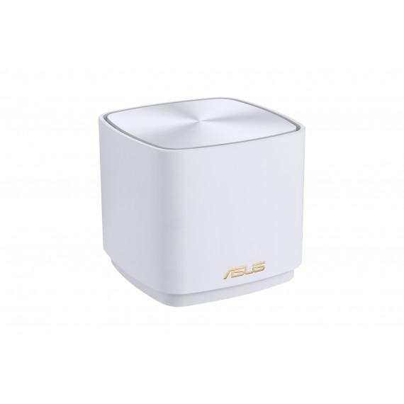 ASUS ZenWiFi XD4 Mesh system WiFi 6  ZenWiFi XD4 Mesh system WiFi 6 Dual Band AX1800 AiMesh White