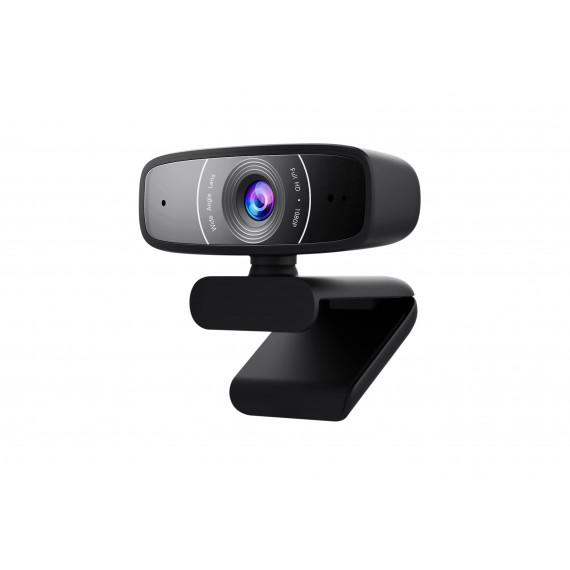 ASUS WEBCAM C3  Wecam C3 USB camera with 1080p 30fps recording beamforming microphone