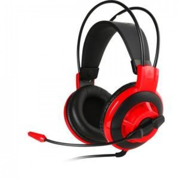 MSI CASQUE  DS501 GAMING ROUGE  DS501GAMING *6091
