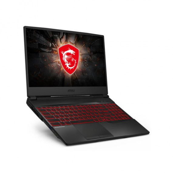 MSI 10SDR-067XFR I7-10750H Intel Core i7  -  15.6""